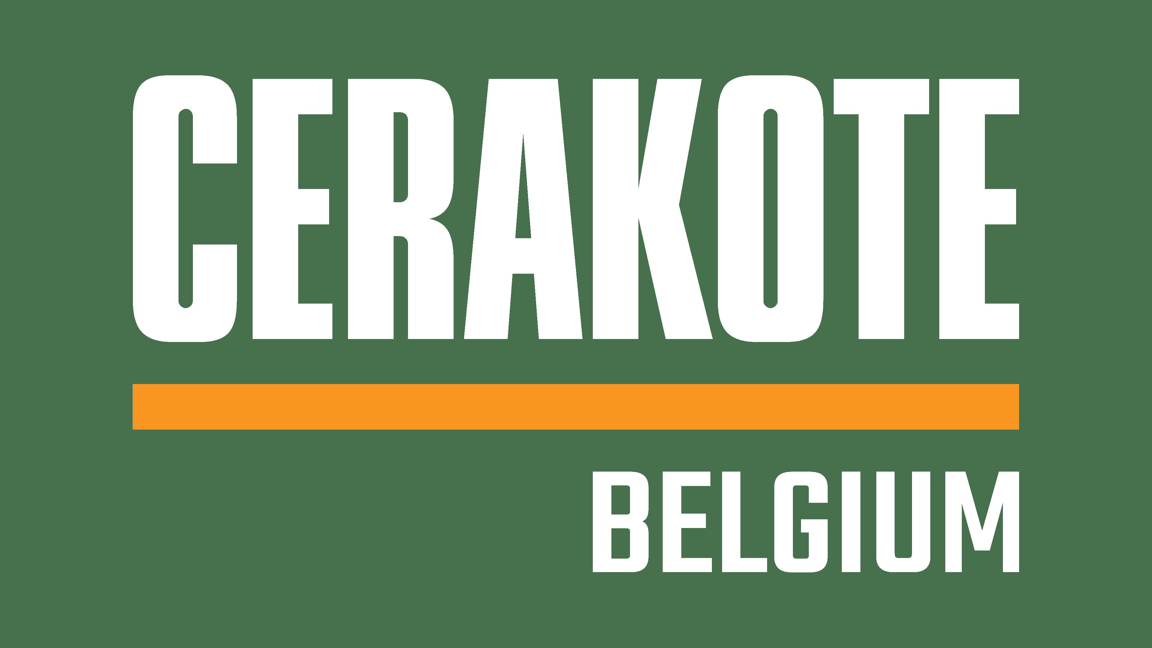 Logo Cerakote Belgium