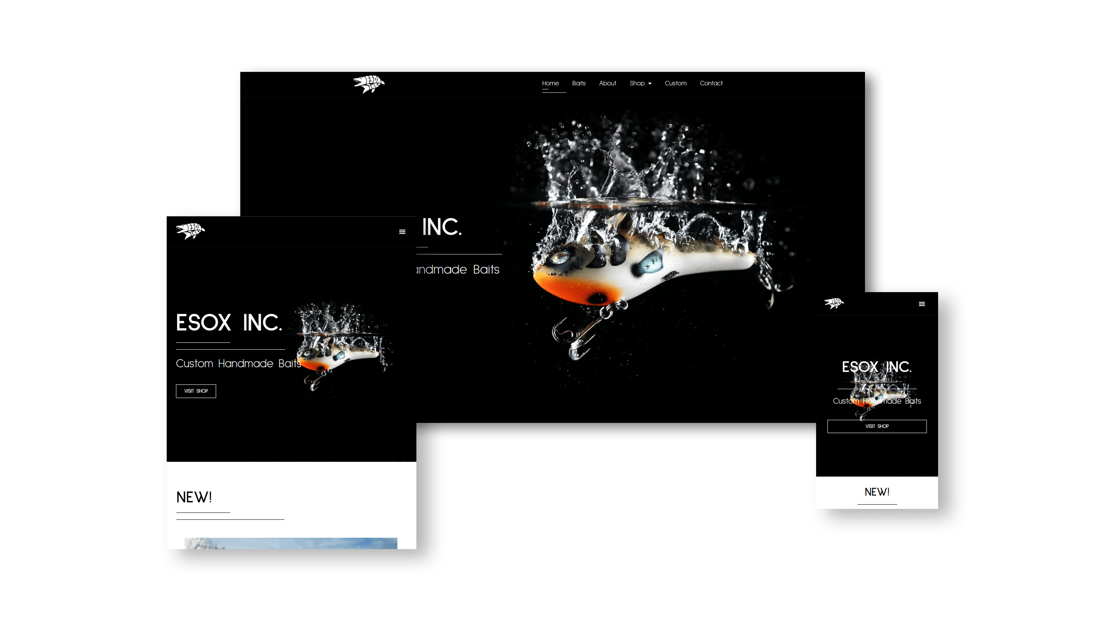 Website Esox Inc.