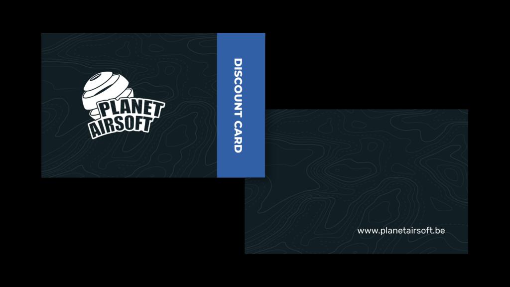 Kortingsbon Planet Airsoft