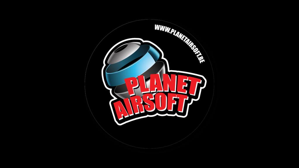 Sticker Planet Airsoft
