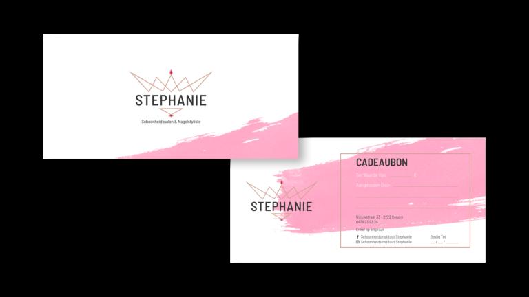 Cadeaubon Stephanie